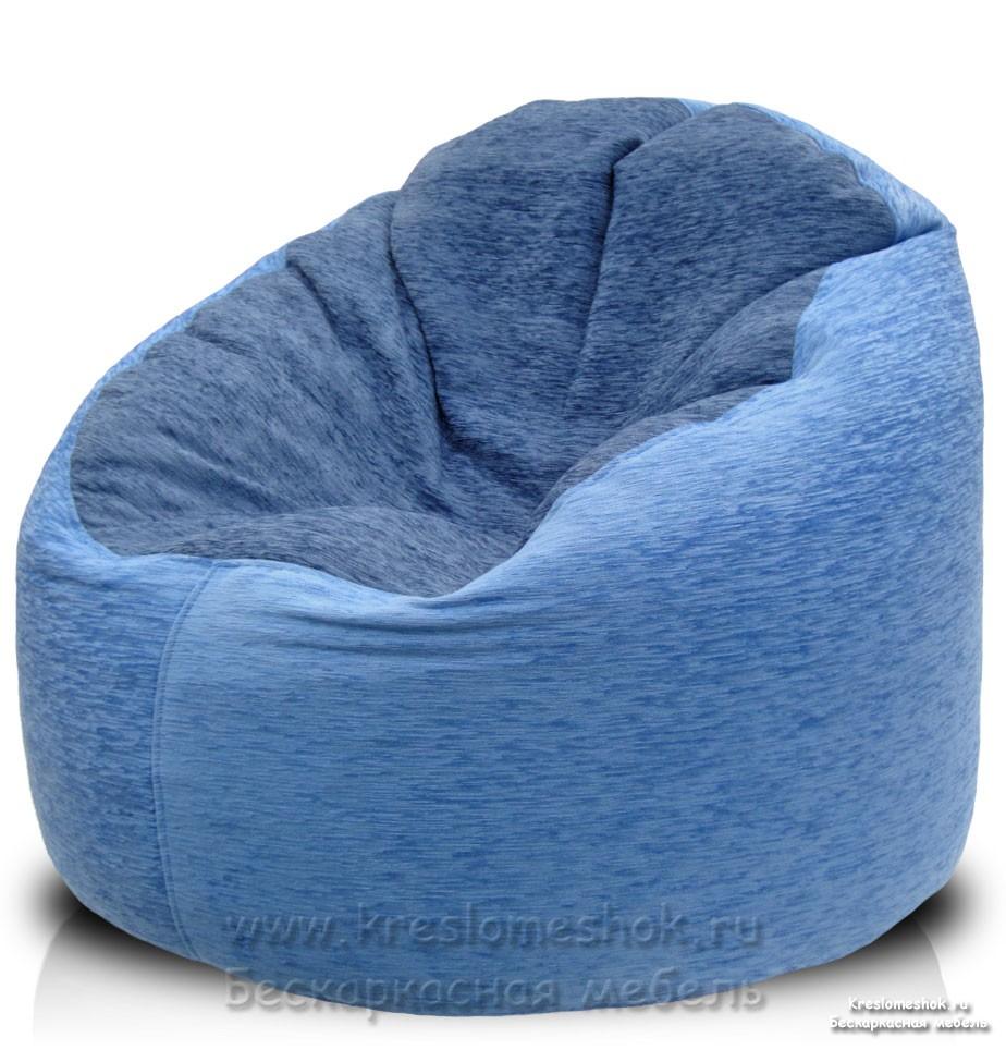 Кресло груша из старых джинсов своими руками 46