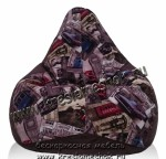 кресло мешки в наличии и под заказ