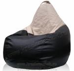 Кресло мешок из экокожи
