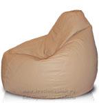 Кресло-мешок Груша из Искусственной кожи Эко