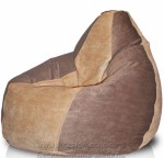 Кресло-мешок Груша из микровильвета Jung