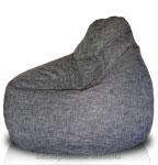 Кресло-мешок Груша из Шинилл Тайфун