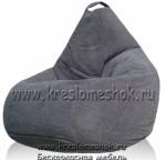 Купить кресло мешок из мебельной ткни