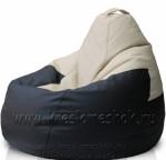 Кресло мешок из искусственной кожи