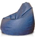 Кресло-мешок Груша из Искусственной кожи Русроял
