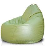Кресло-мешок Груша из Искусственной кожи Терра