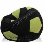Кресло-мешок Футбольный мяч из велюра