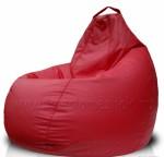 Кресло мешок Груша из Искусственной кожи