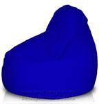 Кресло мешок Груша из Велюра Астра