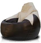 Кресло мешок груша из кожзаменителя