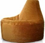 Кресло-мешок Банан из микровильвета Энер