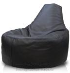 Кресло-мешок банан из искусственной кожи Нергис