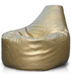 Кресло-мешок Банан из Искуственной кожи