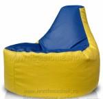 Кресло мешок пуф Банан из Иск.Кожа-Rusro