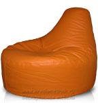 Кресло мешок пуф Банан из Иск.Кожа-Эко