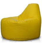 Кресло мешок пуф Банан из Иск.Кожа-Rusroyal