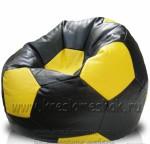 Кресло мешок пуфик наполнен шариками полистирола