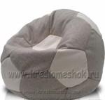Кресло мешок Мяч из рогожки