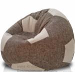 Кресло-мешок из шинила Бьянка