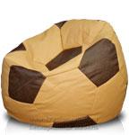 Кресло-мешок Мяч из искусственной кожи