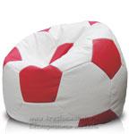 Кресло-мешок Мяч из искусственной кожи Русроял