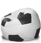 Кресло-мешок Футбольный мяч из искусственной кожи