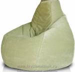 Энерджи оливковый кресло мешок